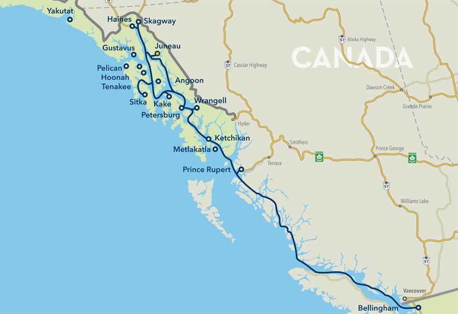 Sitka Alaska Alaska Ferry Community Information