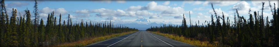 Glenn Highway - photo banner