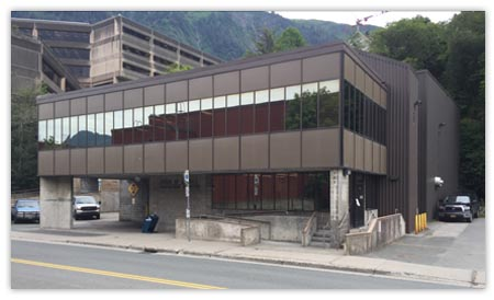 Juneau Hub, Division of Facilities Services || Alaska