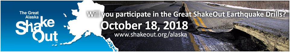 Great Alaska ShakeOut information