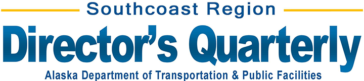 Southcoast Region Director's Quarterly Newsletter Logo