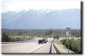 photo alaska highway