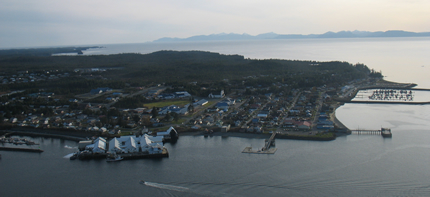 Photo - Aerial View of Metlakatla