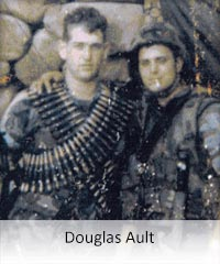 Click to learn more about veteran Douglas Ault