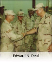 Click to learn more about veteran Edward Deal