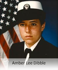 Click to learn more about veteran Amber Lee Dibble