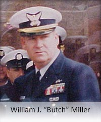 "Click to learn more about veteran William J. ""Butch"" Miller"